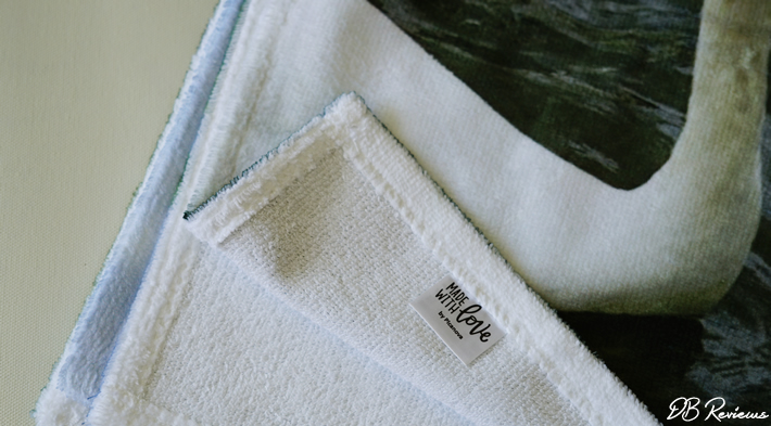 Personalised towel from MyPicture
