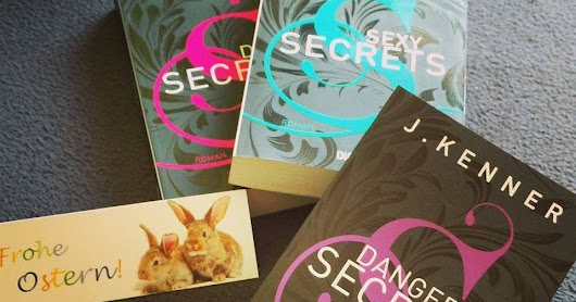 [Rezension] zu Dangerous Secrets von J. Kenner