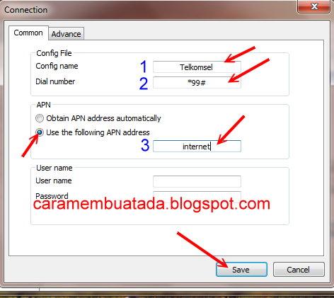 Cara Setting Modem Internet Telkomsel Flash Xl Axis Indosat Im Cara