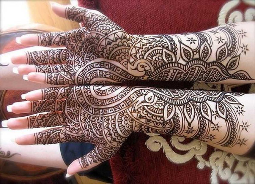 Unique Mehndi: Bridal Mehndi Designs: New Eid Special Unique Mehndi