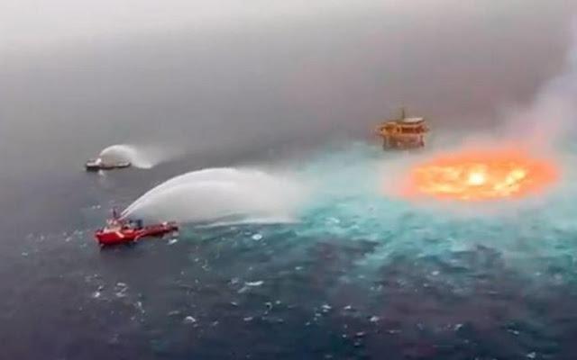 Corresponde a Pemex investigar causa de incidente en ducto submarino: ASEA