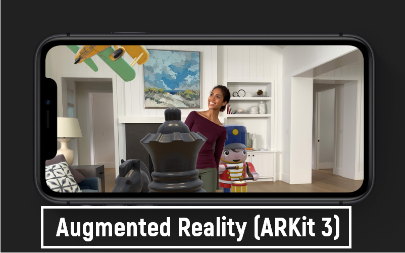 iOS 13 Augmented Reality (ARKit 3)