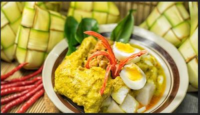sayur kupat sehat''kuliner.com