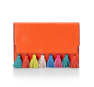 Rebecca Minkoff Sofia Clutch in Poppy