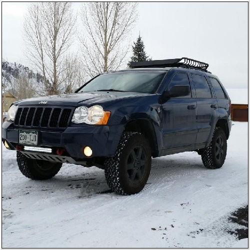 Light Bar For Jeep Grand Cherokee