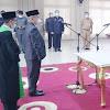 Wabub H.Mashuri Lantik Pj Sekda Merangin Muktamar Hamdi