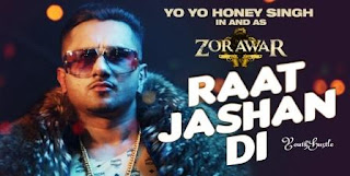 Raat Jashan Di - Yo Yo Honey Singh Full Video