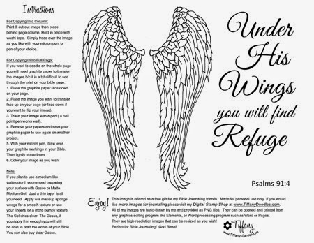 Coloring Pages Psalm
