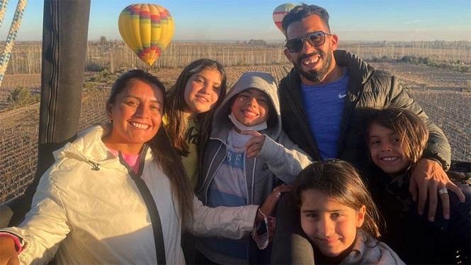 El momento más conmovedor de Carlos Tevez en Mendoza (Video)