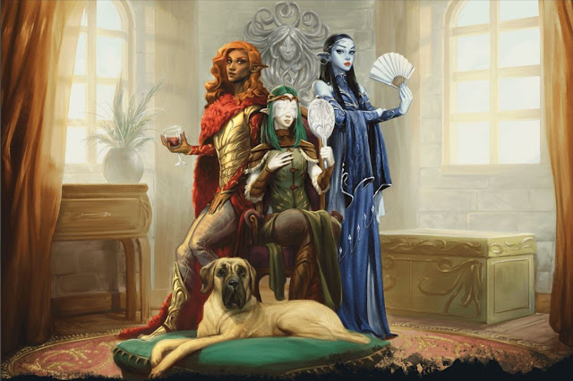 Reseña D&D - Candlekeep Mysteries - The Price of Beauty