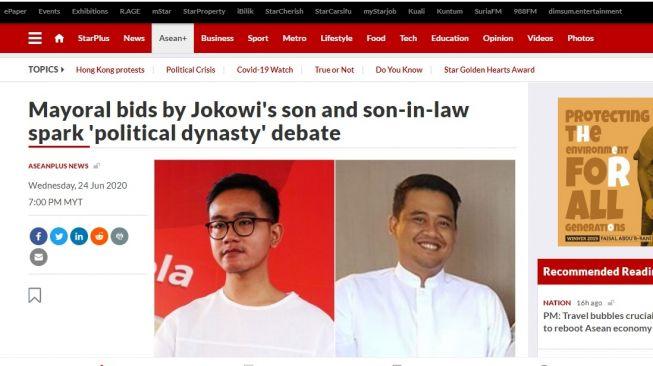 Komentari Dinasti Politik Jokowi, Waketum PBB: Ini Masalah Etika