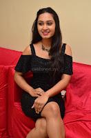 South Actress Amulya in short black dress at Kalamandir Foundation 7th anniversary Celebrations ~  Actress Galleries 057.JPG