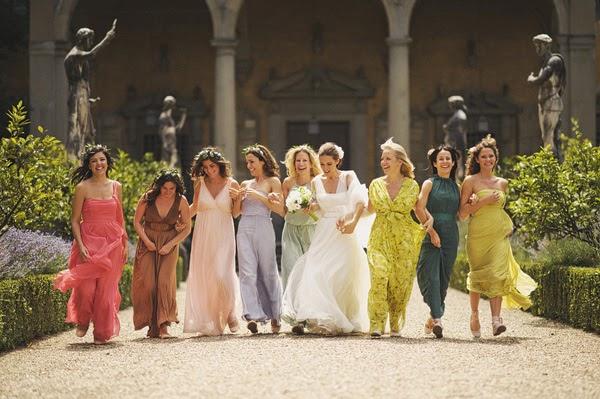Bridemania: Matrimonio A Firenze Di Ed Peers