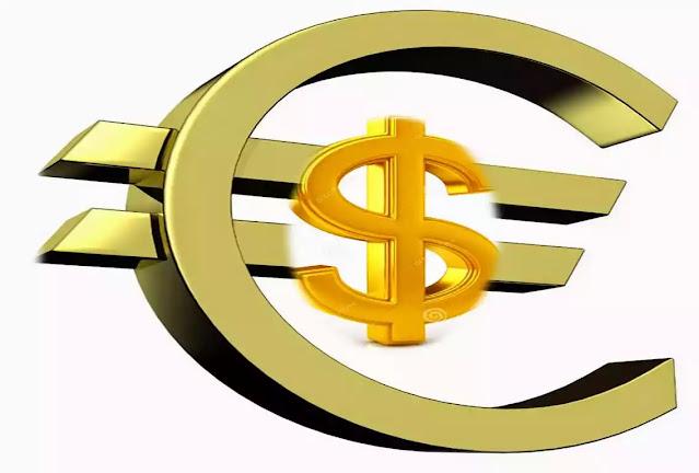 Euro Dollar Cambio.