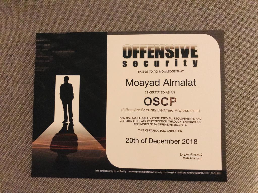 مراجعة دورة PWK OSCP - sicherheitpro
