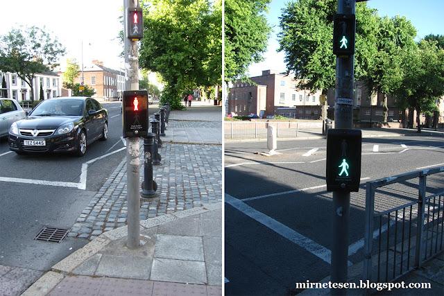 Умные светофоры, Белфаст