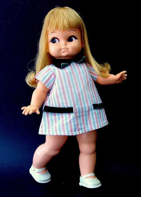 boneca ternurinha anos 70