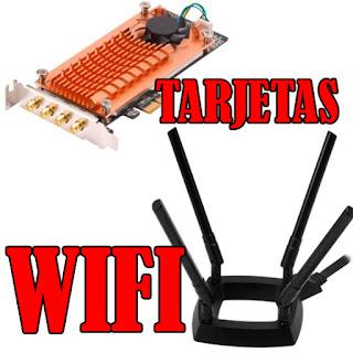 tarjetas wifi internas profesionales