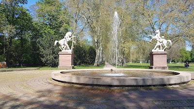 fontana parco