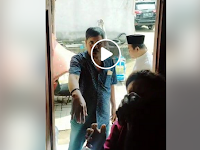 Astaga... Ibadah Dirumah Sendiri Di Paksa Bubar Oleh Pria Ber Peci, Ni Videonya