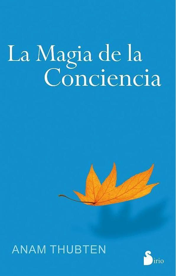 La magia de la conciencia – Anam Thubten