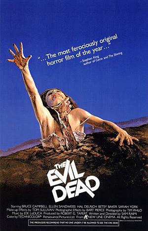 The Evil Dead 1(1981) ผีอมตะ ภาค 1