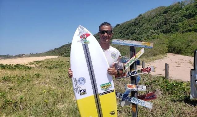 Pastor fundador do Seminário Surfistas de Cristo morre enquanto surfava no ES