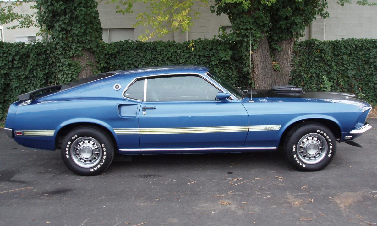 Hot Rod Ford Mustang Mach 1 1969 Picture Gallery Cars Fastback
