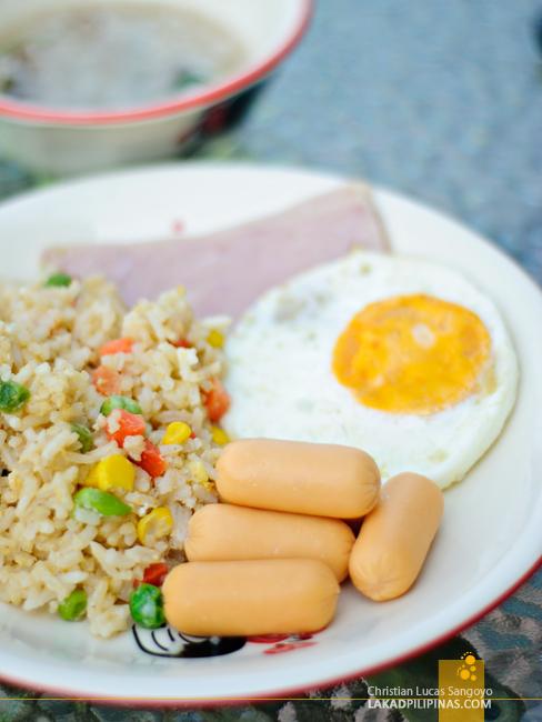 Chayadol Boutique Resort Chiang Rai Breakfast