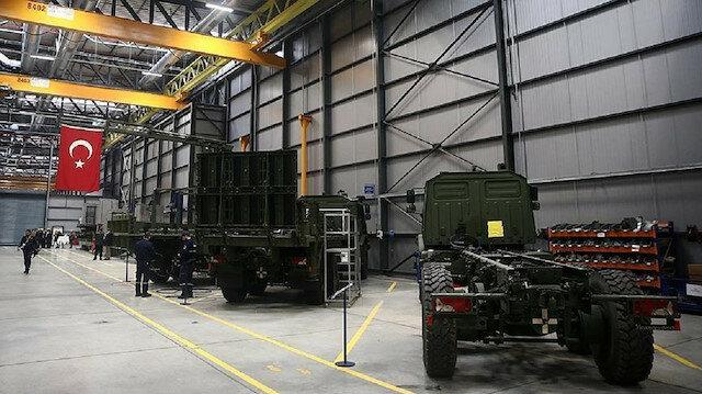 تركيا بالعربي - تركيا تطوير منصة إطلاق لكافة الصواريخ المحلية