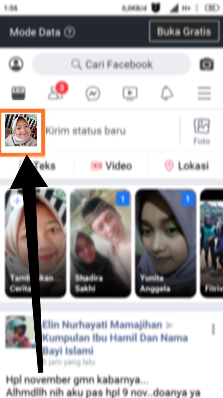 cara menghapus foto di facebook sekaligus
