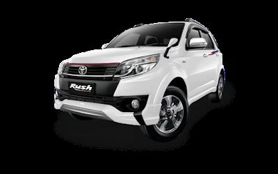 Cashback Toyota Rush 2017