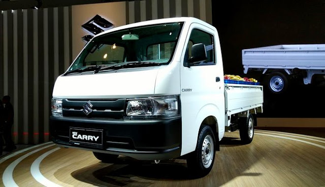 review suzuki carry