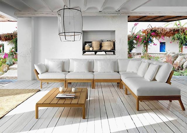 Новости дизайна. Новая коллекция уличной мебели от Edeestudio