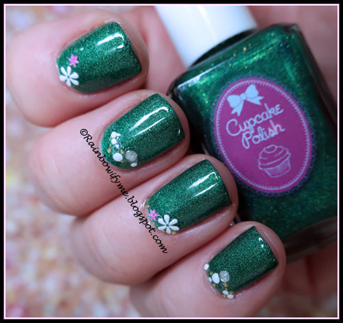 Cupcake Polish: Mr. Green In The Lounge