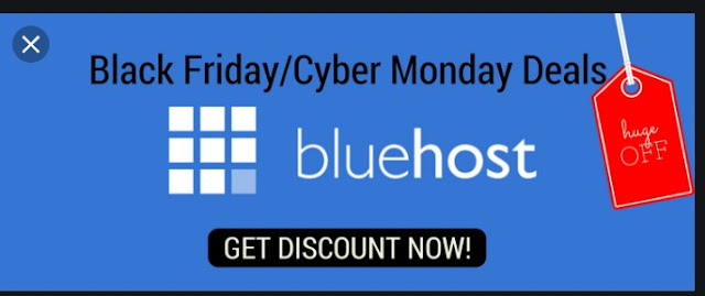 Bluehost Black Friday Deals 2019 – Up to 75% Off On All Plans - Online Trade DD