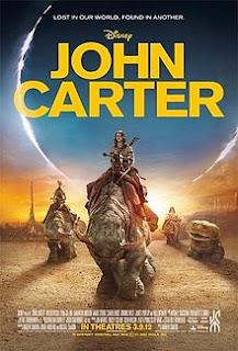 Sinopsis Film John Carter (2012)