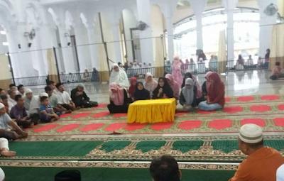 Kuliah di Aceh, Mahasiswi Kedokteran Unsyiah Masuk Islam