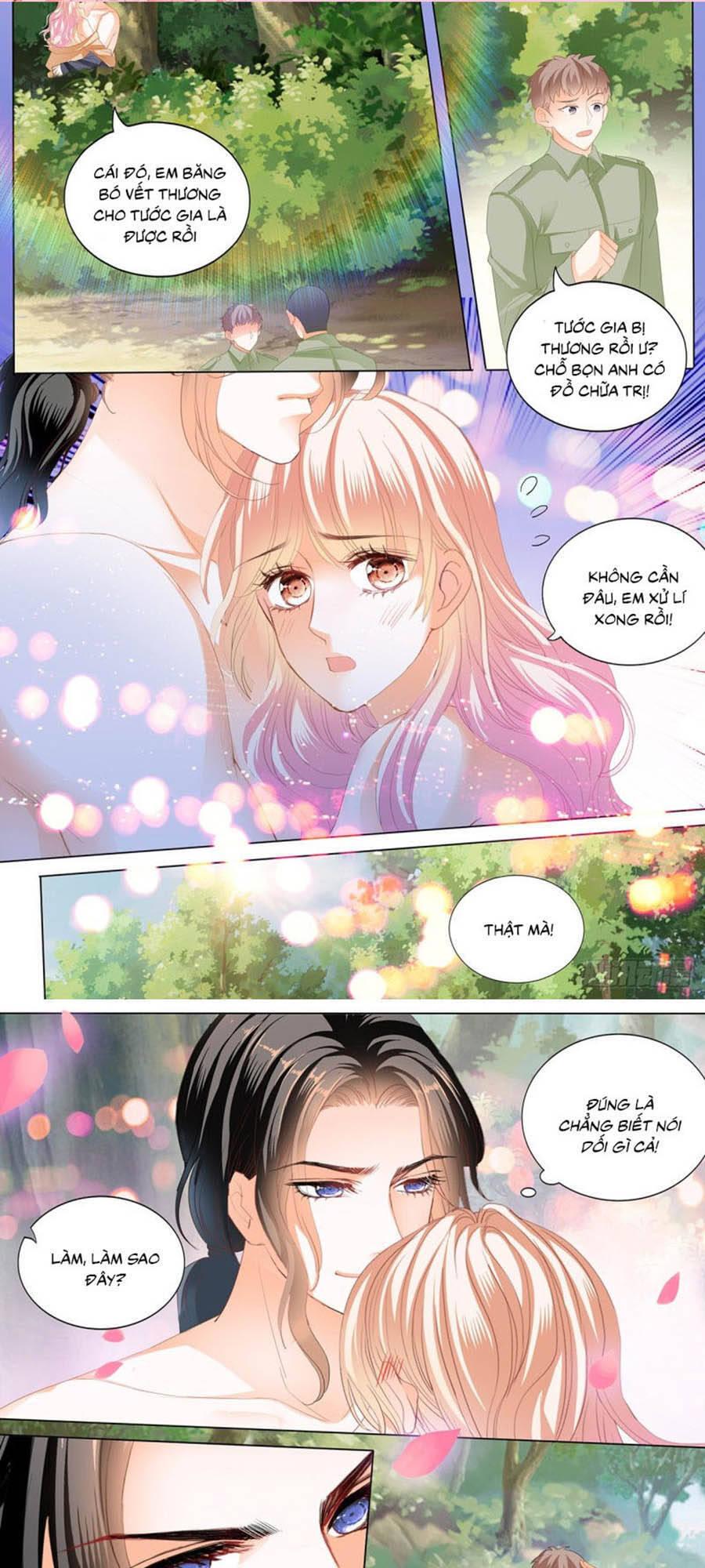 Bá Đạo Tiểu Thúc, Xin Trêu Chọc Vừa Thôi! Chapter 221 - upload bởi truyensieuhay.com
