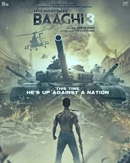 Baaghi 3 Trailer Released, Poster Cast and Release date