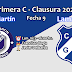 PREVIA: San Martín (B) vs. Lamadrid