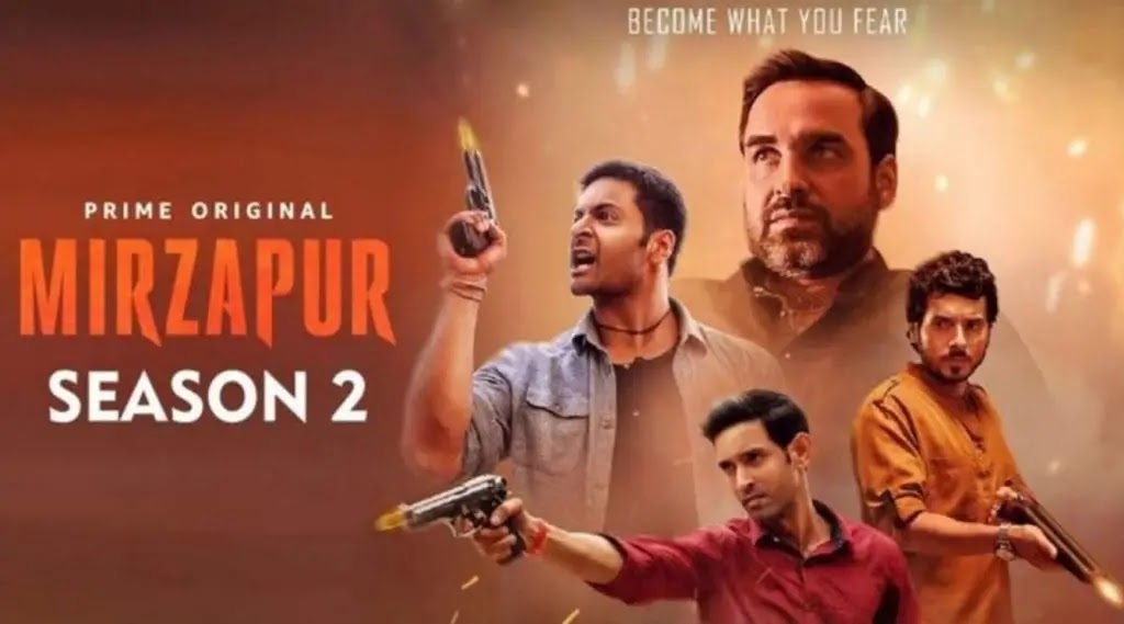'Mirzapur 2' Has Been Released, Check Now.