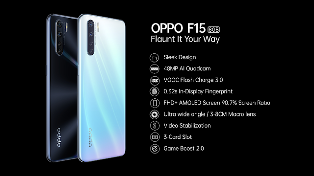 Oppo smartphone, oppo new mobile, oppo f15 specifications, oppo f15 smartphone, oppo f15 price, oppo f15 feature, oppo f15, tech News