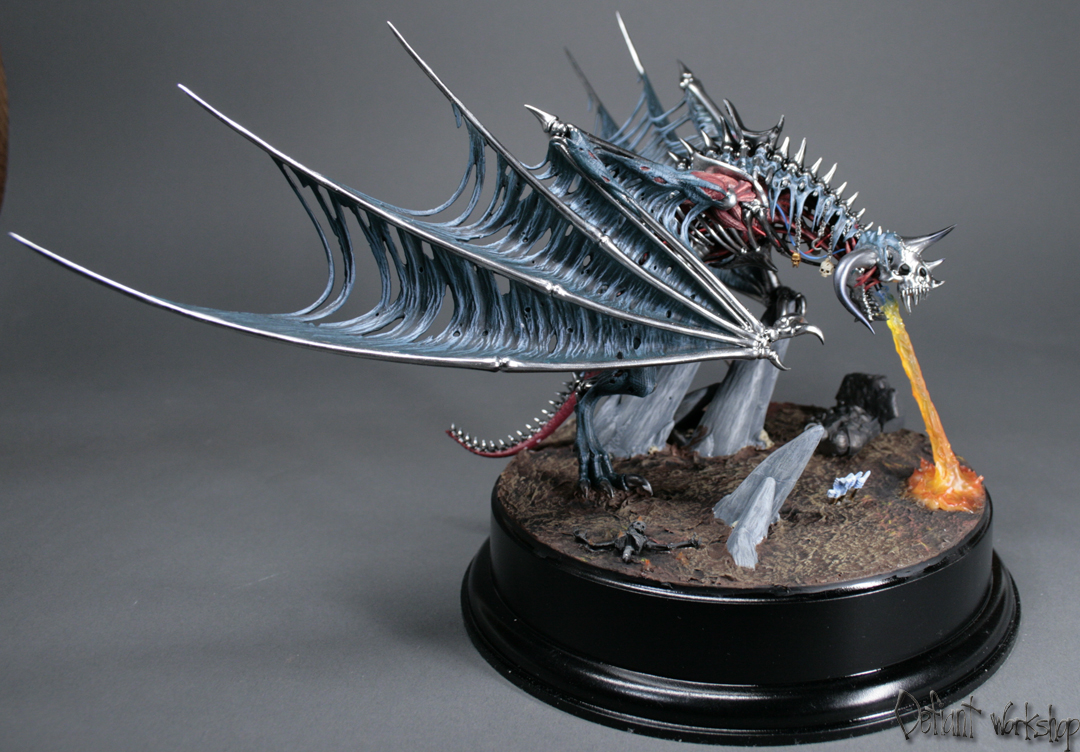 Defiant Workshop Model Showcase Zombie Dragon Games