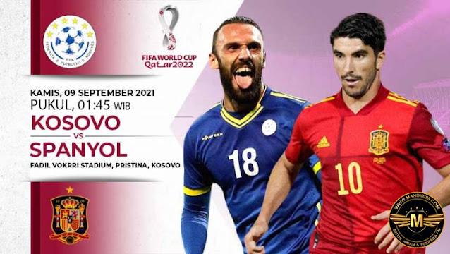 Prediksi Kosovo Vs Spanyol