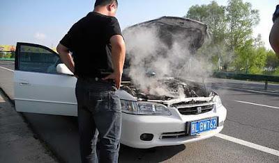 Cara Mudah dan Cepat Mengatasi Overheat Pada Mobil Tak Perlu Kebengkel