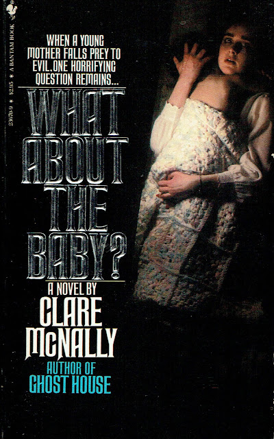 Something About the Baby by Clare McNally