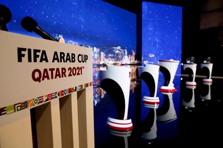 كأس العرب لكرة القدم: المنتخب الجزائري ضمن المجموعة الرابعة
