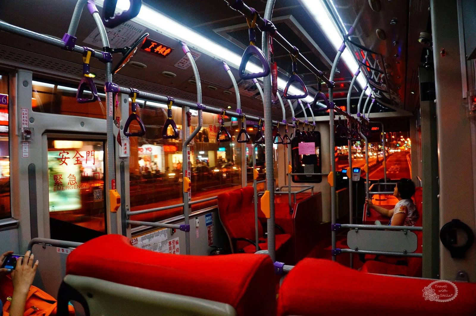 Travel with Stella*: 【臺灣】實習生之小記事。公車