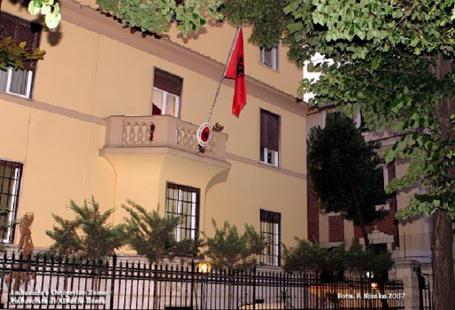 All employees of the Albanian Embassy in Greece fired because of poor performance, including the ambassador